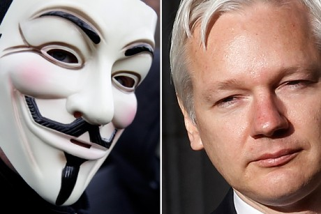 julian assange anonymous